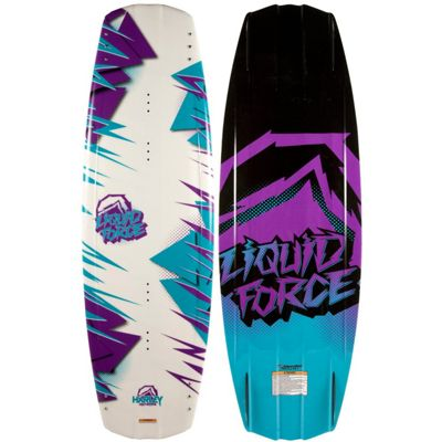 Liquid Force Harley Wakeboard 143 - Men's