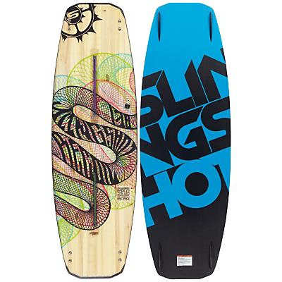 Slingshot Recoil Wakeboard 138 - Men's