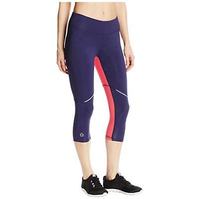 Tasc Women's Surprise Stripe 1/2 Tight