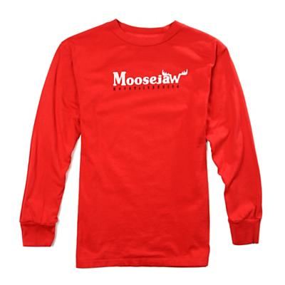 Moosejaw Boys' Original LS Tee