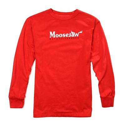Moosejaw Boys' Original LS Tee