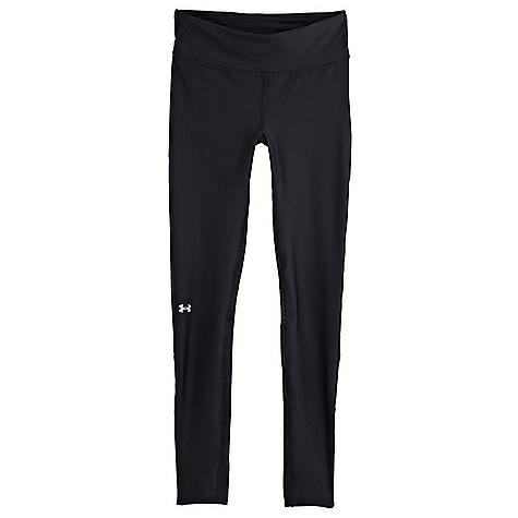 Under Armour Women's Fly By Compression Legging Black / Black / Reflective