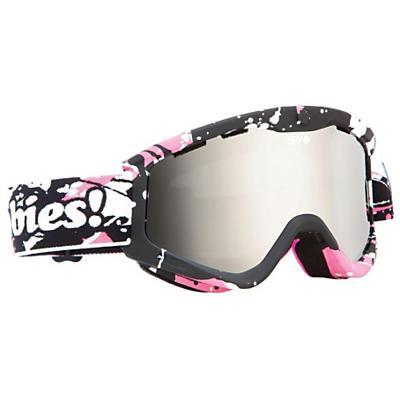 Spy T3 Goggles Spy + Keep A Breast/Bronze/Silver Mirror Lens - Women's