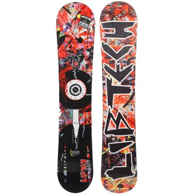 Lib Tech Gateway Wide Snowboard 156 - Men's