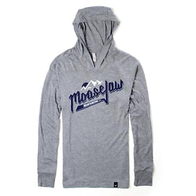 Moosejaw Men's Living After Midnight Hooded LS Tee
