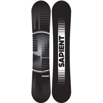 Sapient Sector Snowboard 153 - Men's
