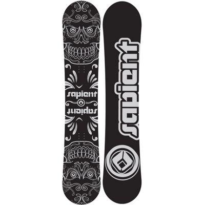 Sapient Outlaw Snowboard 154 - Men's