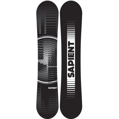 Sapient Sector Wide Snowboard 156 - Men's