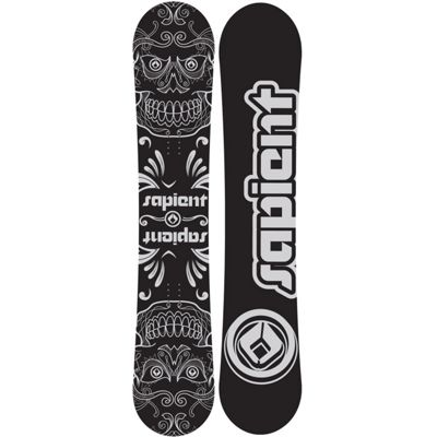 Sapient Outlaw Wide Snowboard 157 - Men's