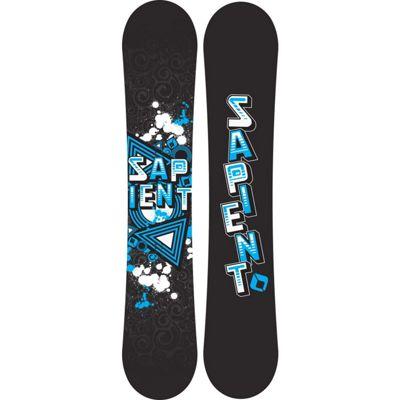 Sapient Trust Wide Snowboard 157 - Men's