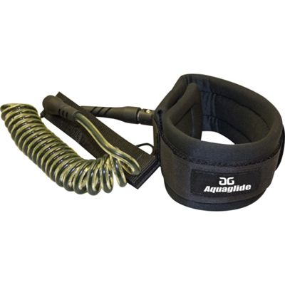 Aquaglide Coil Leash