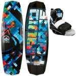 Liquid Force Witness Wakeboard 140 w/ Domain Bindings - Men's