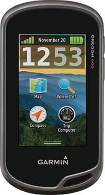 Garmin Oregon 600 Handheld GPS