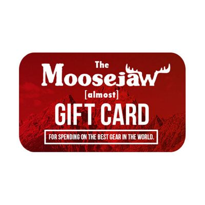 Moosejaw Almost Gift Card