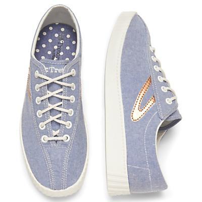 Tretorn Women's Nylite Chambray Shoe