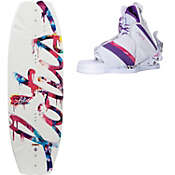 CWB Lotus Wakeboard 134 w/ Bliss Bindings - Women's