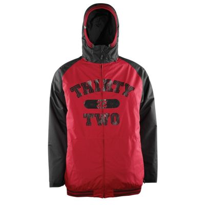 32 Thirty Two Sesh Snowboard Jacket - Men's