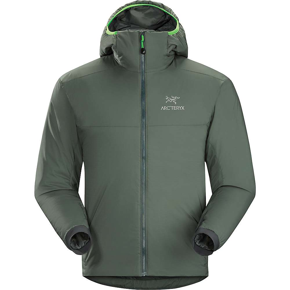 Arcteryx Men's Atom AR Hoody - XL - Nautic Grey