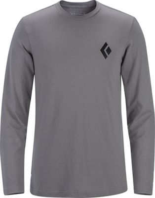 Black Diamond Men's BD Icon L/S Tee