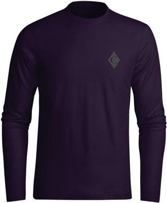 Black Diamond Men's Diamond C L/S Tee
