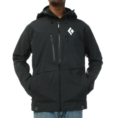 Black Diamond Men's Front Point Shell Jacket