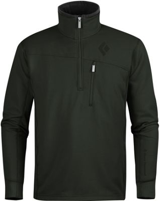 Black Diamond Men's Solution 1/4 Zip
