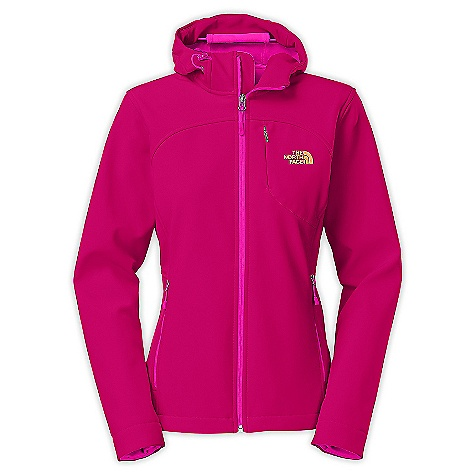 photo: The North Face Women's Apex Bionic Hoodie Jacket soft shell jacket
