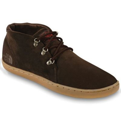 The North Face Men's Base Camp Leather Chukka Boot