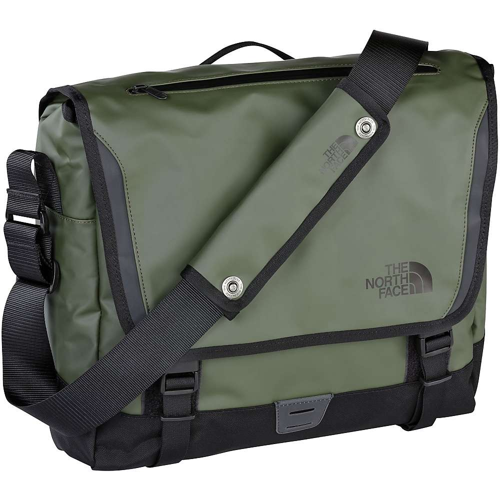 The North Face Schoudertas Base Camp Messenger Bag : The north face base camp messenger bag