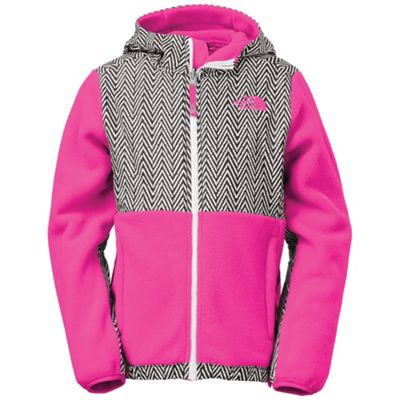 The North Face Girls' Denali Hoodie