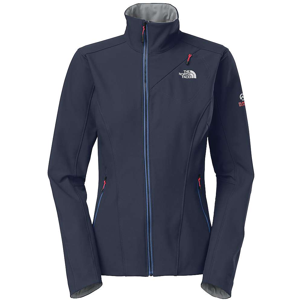 the north face women 39 s jet soft shell jacket at. Black Bedroom Furniture Sets. Home Design Ideas