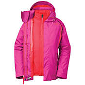 The North Face Girls' Kira 2.0 Triclimate Jacket