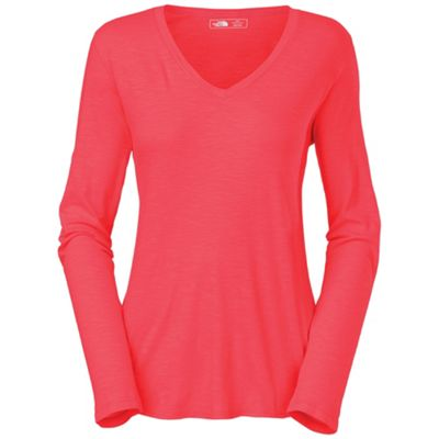 The North Face Women's L/S Remora V Neck Shirt