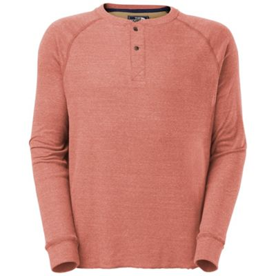 The North Face Men's L/S Seward Henley Shirt