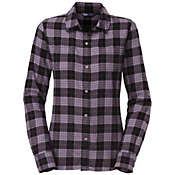 The North Face Women's L/S Sunnyslope Flannel Shirt