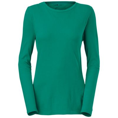 The North Face Women's L/S Sueded Crew