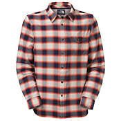 The North Face Men's L/S Waxhaw Plaid Shirt