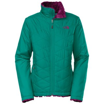 The North Face Women's Mossbud Swirl Insulated Jacket