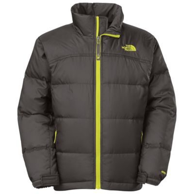 The North Face Boys' Nuptse II Jacket