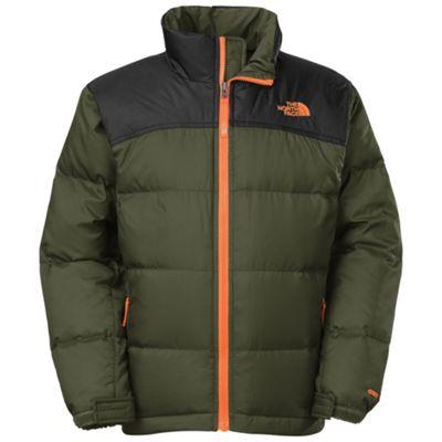 The North Face Boys' Nuptse II Jacket