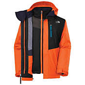 The North Face Boys' Reversible Sparker Triclimate Jacket