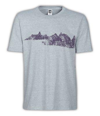 The North Face Men's S/S Mountain Range Tee