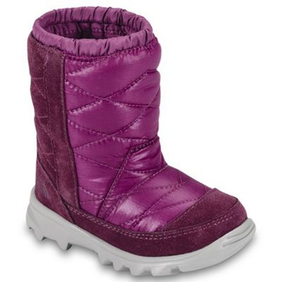 The North Face Girls' Toddler Winter Camp Boot