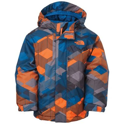 The North Face Toddler Boys' Insulated Brier Jacket
