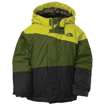 The North Face Toddler Boys' Insulated Plank Jacket