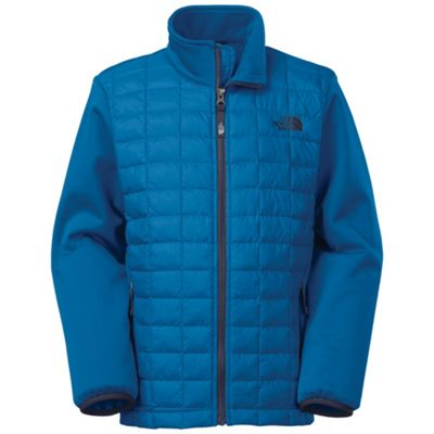 The North Face Boys' ThermoBall Hybrid Jacket