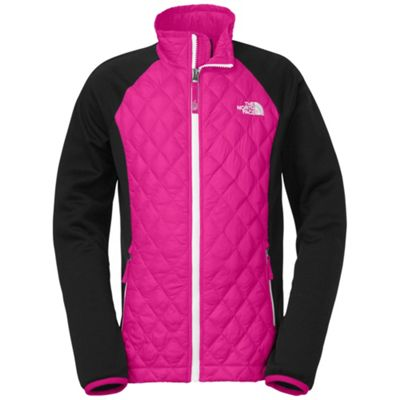 The North Face Girls' ThermoBall Hybrid Jacket