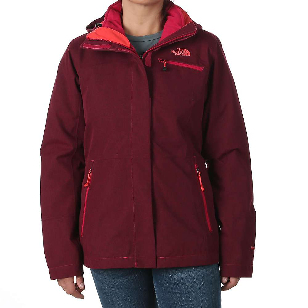 the north face women 39 s upandover triclimate jacket at. Black Bedroom Furniture Sets. Home Design Ideas