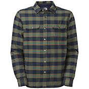 The North Face Men's Wesley Plaid Shirt Jacket