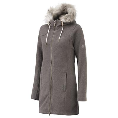Craghoppers Women's Bingley Hooded Long Jacket